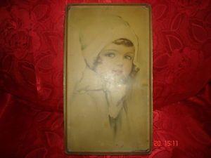 Scatola di latta Alberto Patrone Torino | eBay