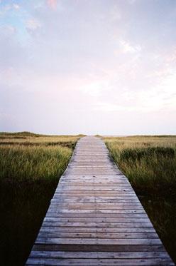 Boardwalk - Glace Bay, Nova Scotia, Canada