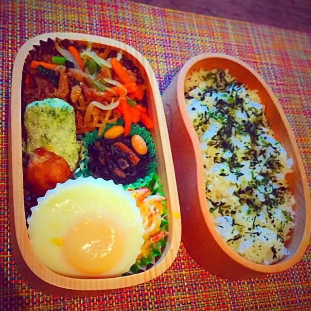 今日のお弁当 - 48件のもぐもぐ - プルコギ弁当 by Takanori  Yano