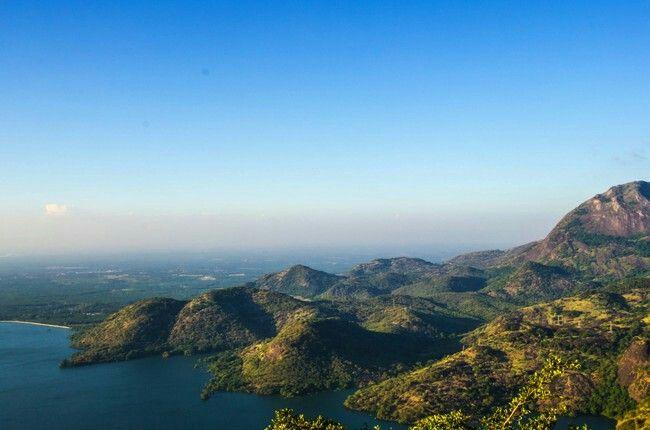 Aliyar reservoir, Valparai, Tamil Nadu, India