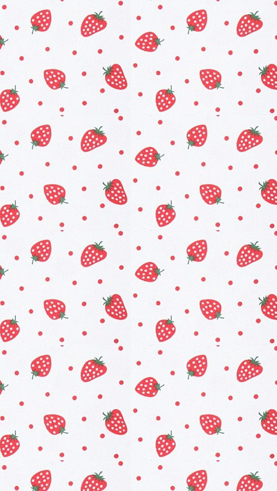 strawberry vintage wallpaper from iPhone 4 and iPhone 5