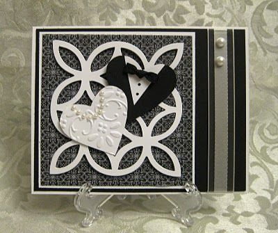 Stamp-n-Design: Wedding Hearts
