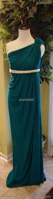 SewPetiteGal: Easy, Draped Maxi Dress DIY Tutorial. Simple, clever, I like the look.