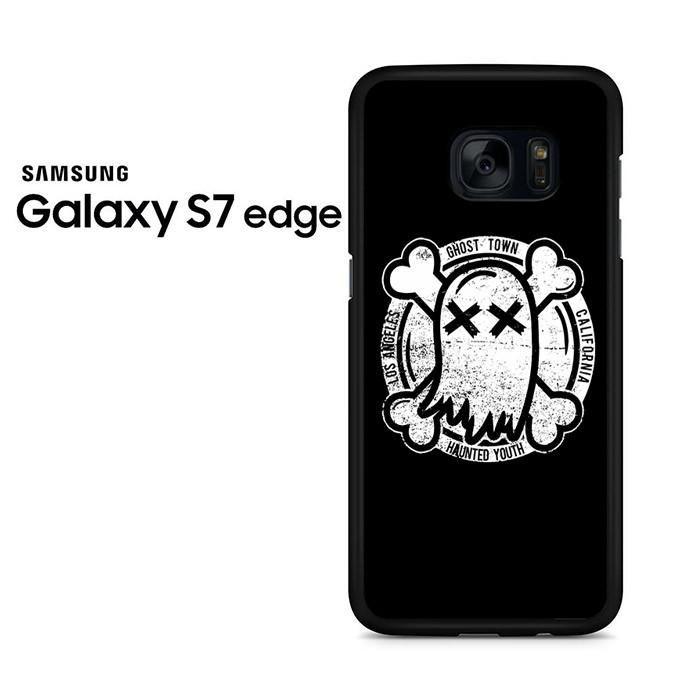 Ghost Town Band Logo Samsung Galaxy S7 Edge Case