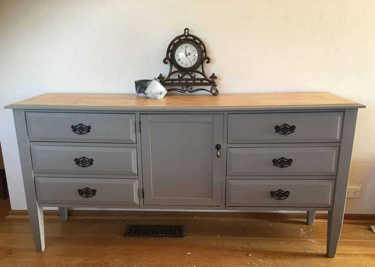 Sideboard buffet tv cabinet dresser. Multiple uses. Chalk paint