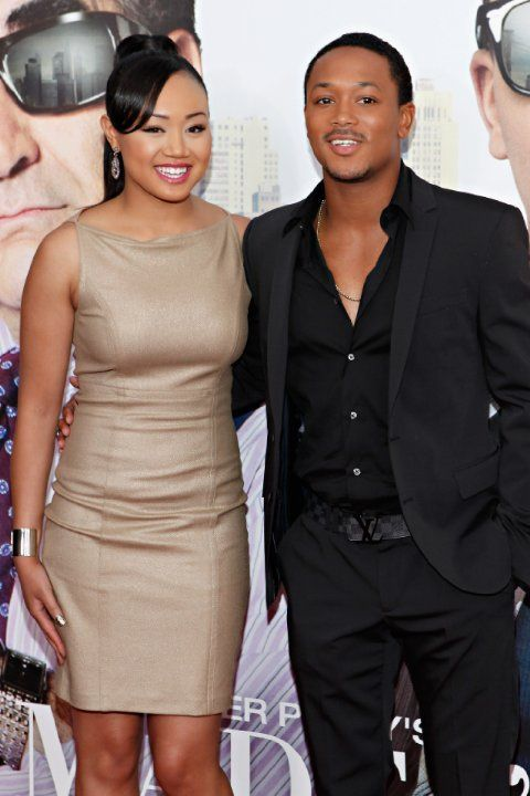 Romeo Miller and Cymphonique Miller at event of Madea's Witness Protection (2012)