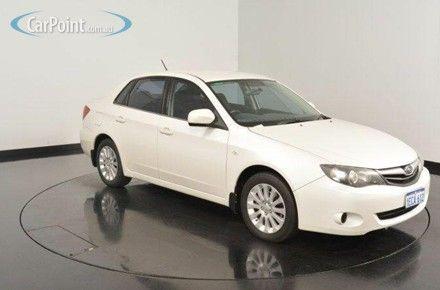 2011 Subaru Impreza R G3 Auto AWD MY11 Cars For Sale in WA - CarPoint Australia