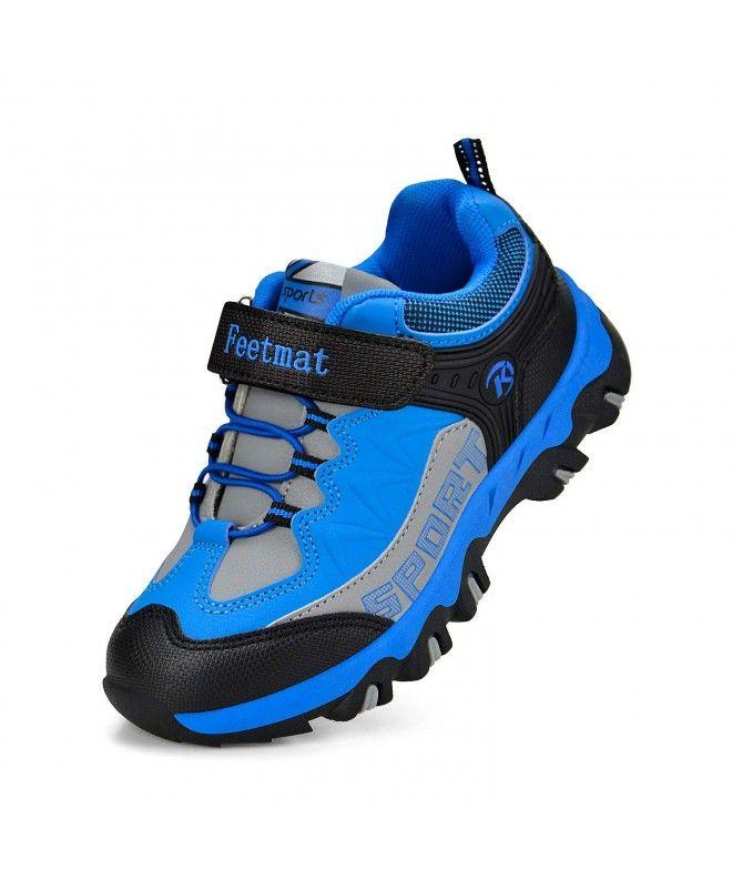 Boys Trail Running Shoes Waterproof Higking Sneakers for Big Kids Blue -  CP180DN3GOR | Waterproof running shoes, Girls shoes online, Fashion kids  shoes
