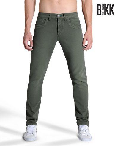 Pantalone Uomo - Abbigliamento Uomo su Dirk Bikkembergs Online Store