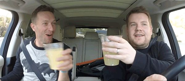 8. Readily drinks mystery lemonade from strangers - The Late Late Show with James Corden - CBS.com