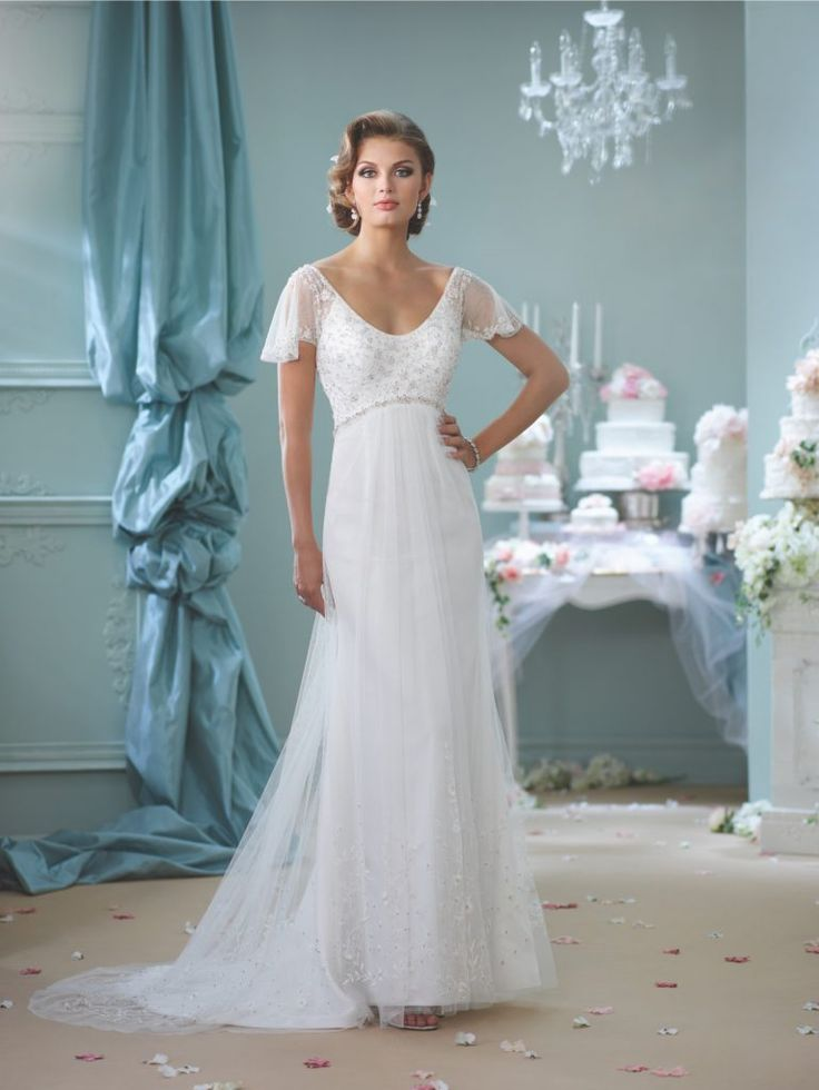 10 best Enchanting Dresses images on Pinterest | Wedding frocks ...
