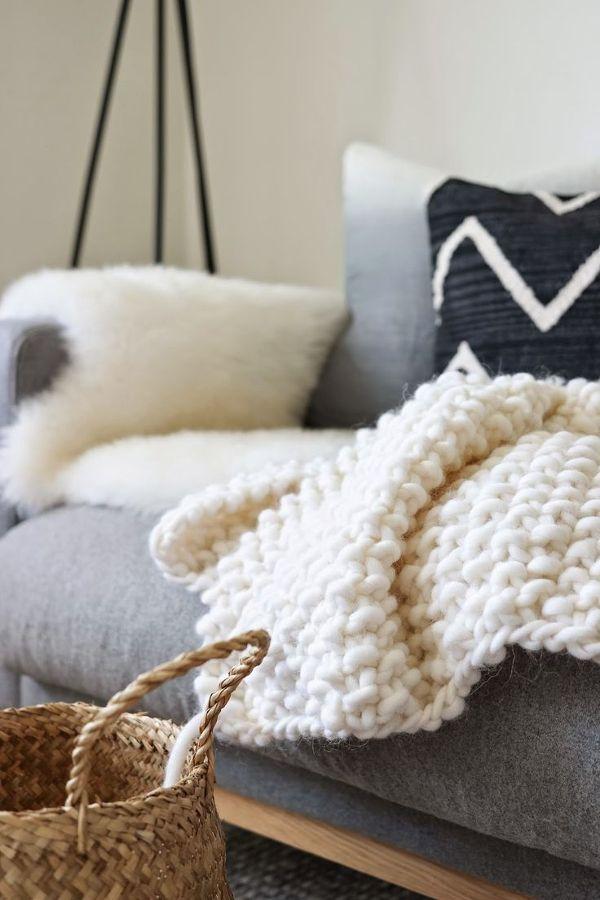 Déco cocooning : 5 conseils, plaids, bougies, lumière... | Le Top des blogs maison