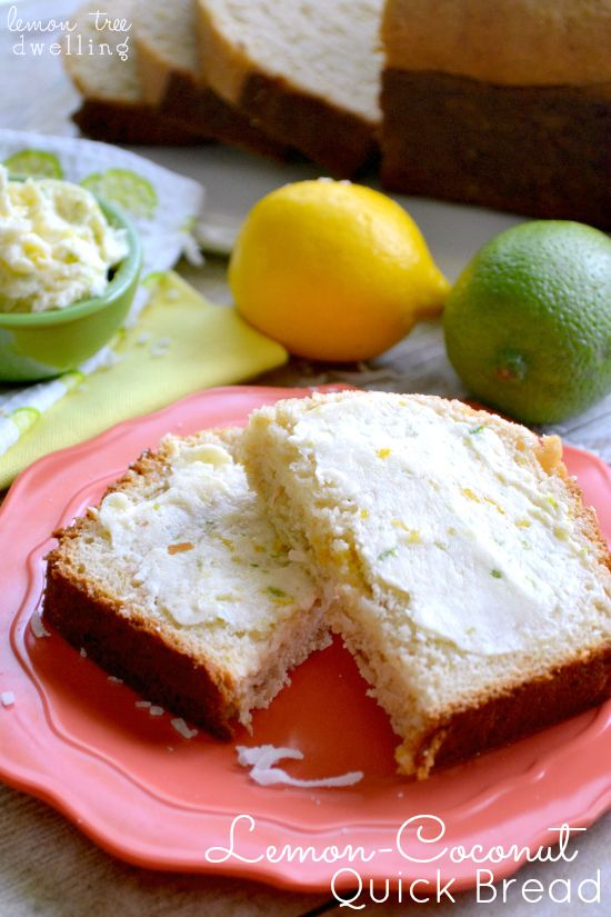Inspired Toast With Sweet Citrus Butter Recipe — Dishmaps
