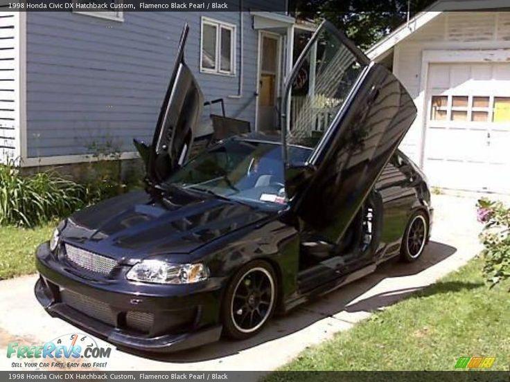 41 best Custom Honda Accords  Civics images on Pinterest  Honda