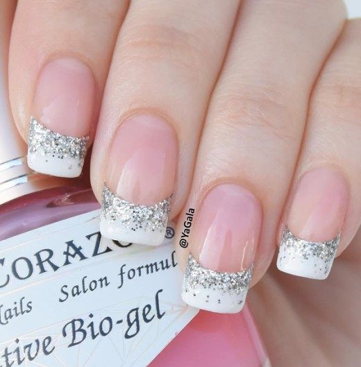 25 beautiful stylish nails ideas on pinterest prom nails white 16 stylish nail designs you will love 10 stunning wedding nail design prinsesfo Image collections