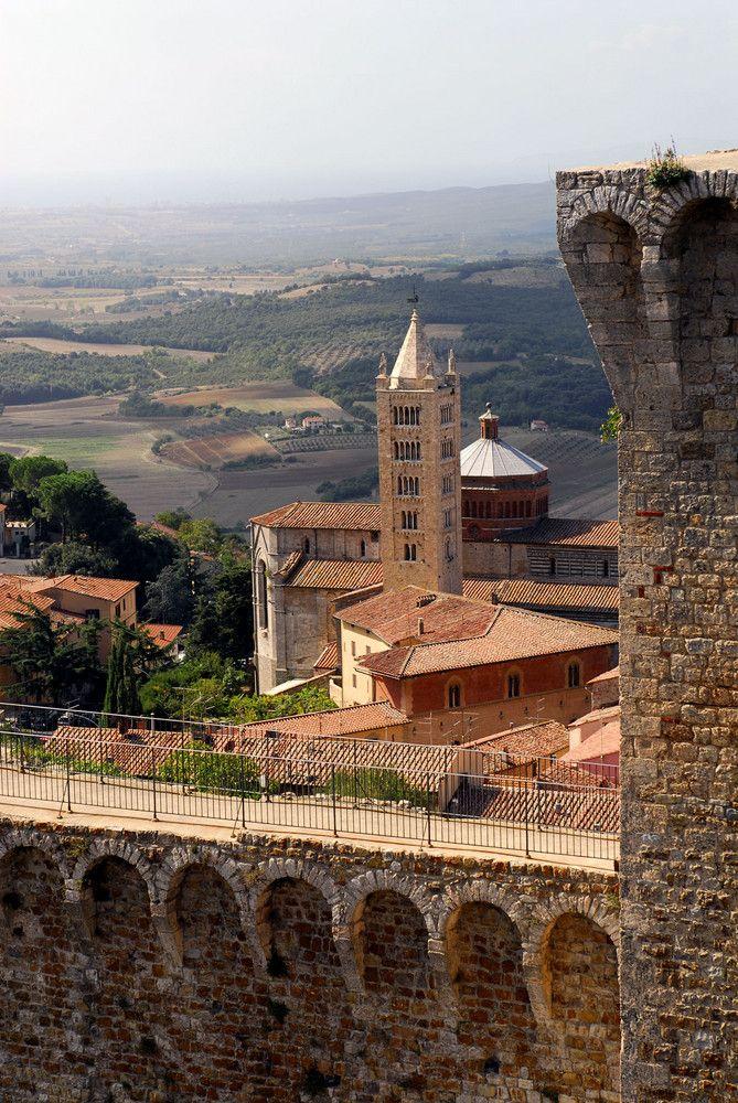 Massa Marittima, Grosseto, Tuscany, Italy