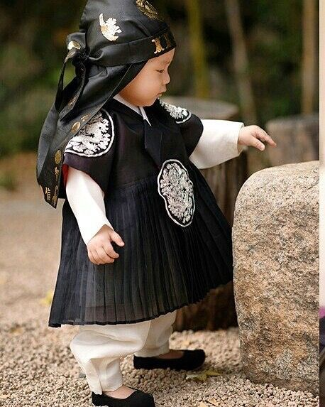Hanbok for Boys