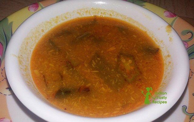 Bendakaya kayaras, Bendi variety recipe