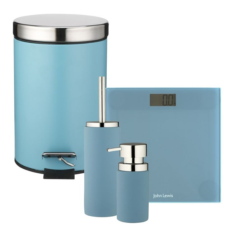 aqua coloured bathroom accessories. Transform your bathroom with an instant splash of colour  These coordinating accessories in kingfisher blue add a vibrant accent to everyday routine 36 best Color Inspiration Teal images on Pinterest