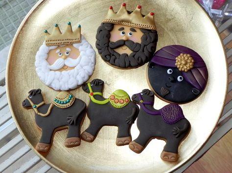 LiLa AnD cLoE: Feliz noche de Reyes by Divina`s Cookies & Cakes