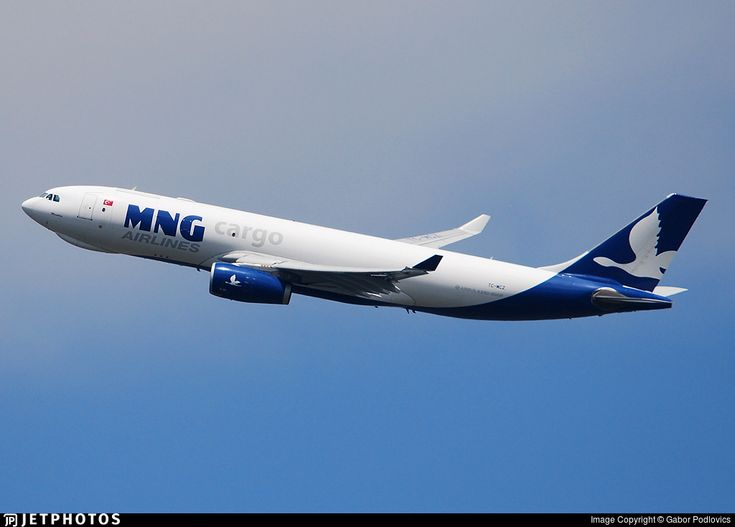 Photo of TC-MCZ - Airbus A330-243F - MNG Airlines