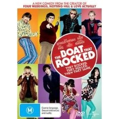 THE BOAT THAT ROCKED:  Set in 1966 when Great Britain was only playing rock and roll 45 minutes a day. There was a group of DJ's on a ship in the North Sea that's playing rock & roll 24 hours a day. Of course their are those who want this to end at any cost. This is also a coming of age movie for early rock & roll and young love.  Starring: Bill Nighy, Rhys Darby, Nick Frost, Kenneth Branagh, Chris O'Dowd, Katherine Parkinson, Katie Lyons  Director: Richard Curtis (Love Actually, Notting…