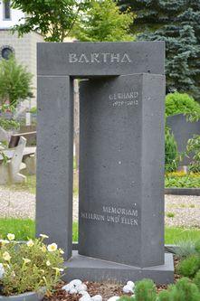 Grabmale - Steine für Menschen