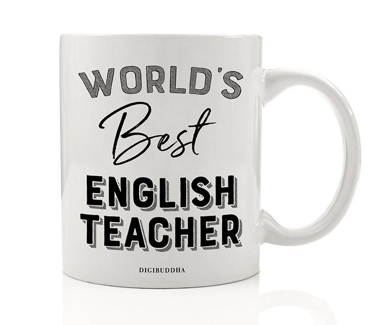 World S Best English Teacher Mug Spanish Teacher Teacher Mugs