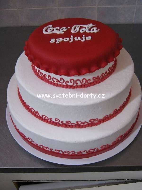 Svatební dorty » svatební dorty s motivem