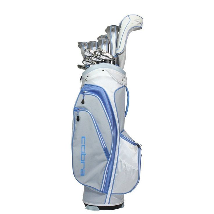 Cobra Fly-Z XL Women's Ultramarine 13-piece Right-handed Golf Club Set