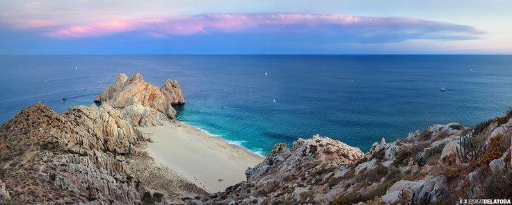 Hermosa postal de Playa del Divorcio #Cabo #BajaCaliforniaSur  Gracias @josafatdelatoba por compartir, #FelizMartes
