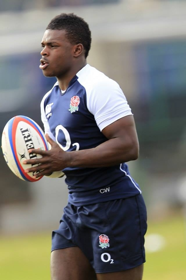 Christian Wade, Wasps, England- the next big thing in English rugby