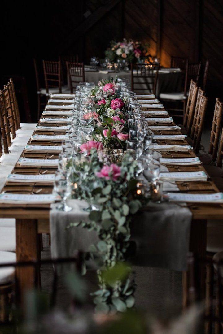 Featured Photographer: Ali + Julie; Wedding reception