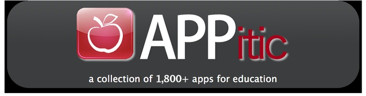 APPitic is a directory of over 1,800 apps for education by Apple Distinguished Educators (ADEs) to help you transform teaching and learning.