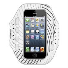 Belkin Armband iPhone 5 - Grau Rosa Profit  24,99 €