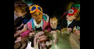 Around the world, museums are targeting a new demographic — babies (and their parents)