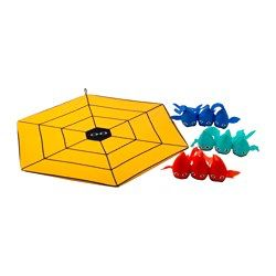 Trying to hit targets helps develop a child's ability to estimate distances and coordinate movements.