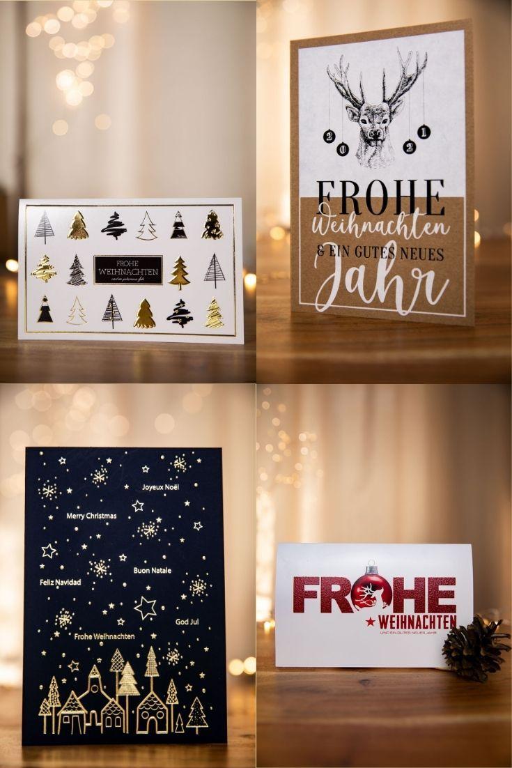Schone Geschaftliche Weihnachtskarten In 2020 Weihnachtskarten Weihnachtsgrusse Weihnachtspost