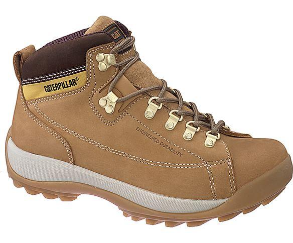 Caterpillar Mens Active Alaska Work Boot Men's Soft Toe Work Boots M in  Honey) Best Quality