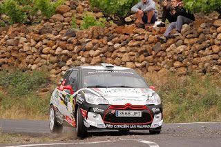TIEMPO DE DEPORTE: Falcón y Peñate, juntos de nuevo en el 50 Rally de...