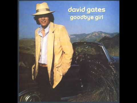 """David Gates """"Took The Last Train"""" Haven't this in years and had forgotten that it was David!"""