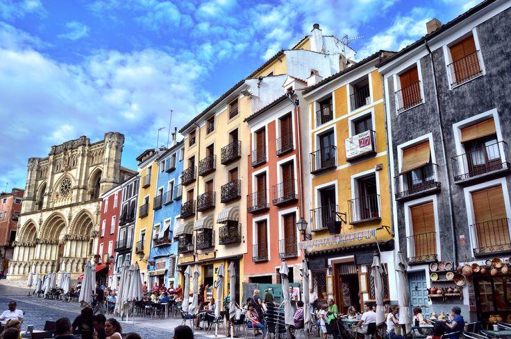 Plaza Mayor (Cuenca - Spain)