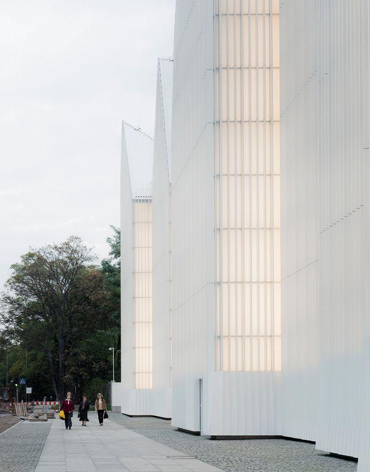 Mieczyslaw Karlowicz Philharmonie in Stettin