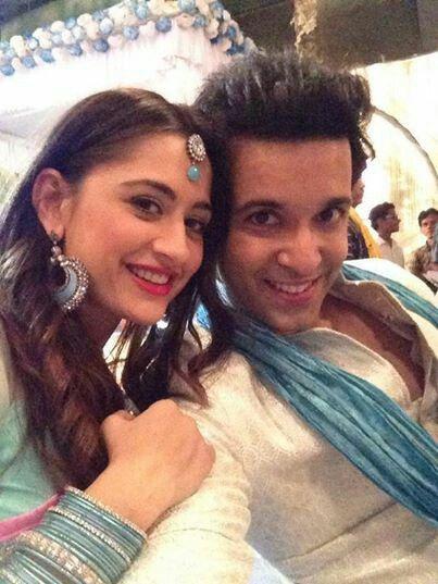 Amir and Sanjeeda BTS Ek Hasina Thi