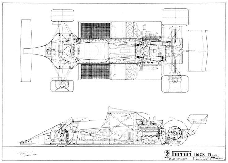 131 best race car blueprints images on pinterest