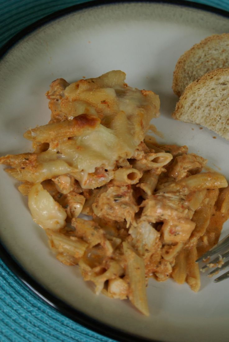 baked ziti with chicken
