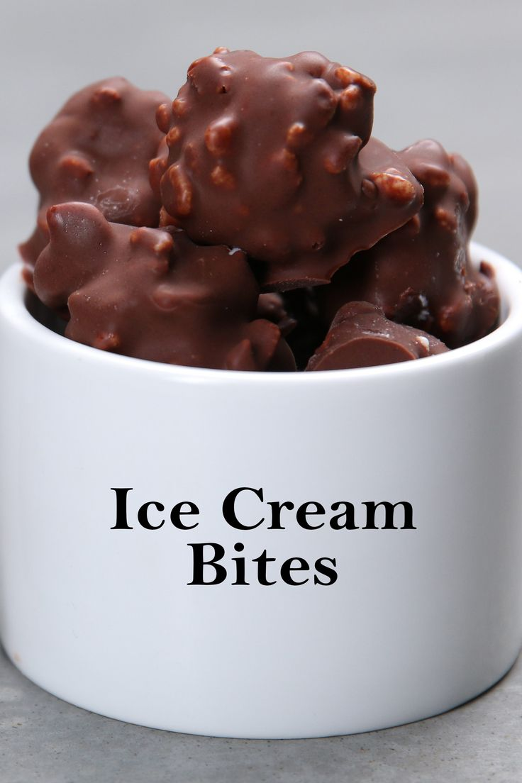 Ice Cream Bites