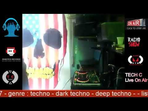 RADIO SHOW TECH C LIVE ON AIR