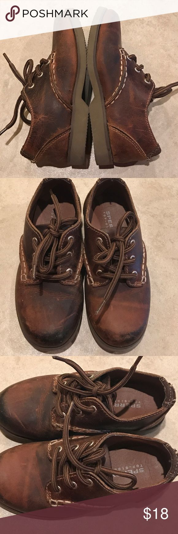 Boys Sperry Top-Sider Used- Boys, size 11. Sperry Top-Sider Sperry Top-Sider Shoes Dress Shoes