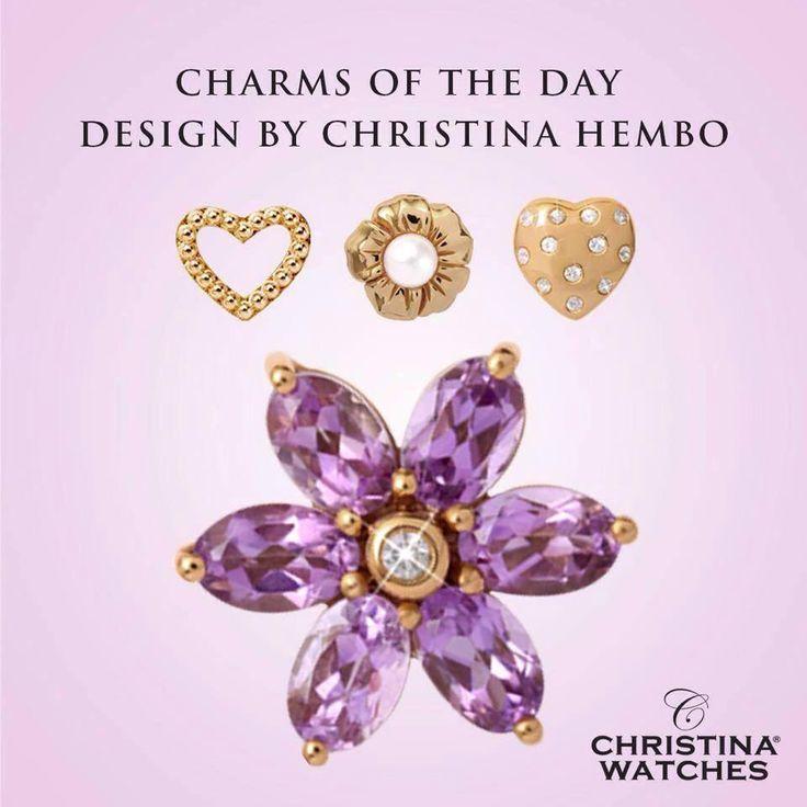 Christina Jewelry & Watches. Always with genuine gemstones. #christinajewelry